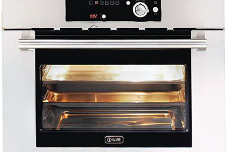 Ilve steam oven