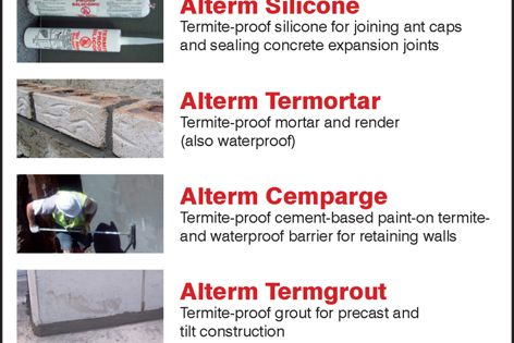 Alterm termite solutions