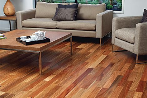 Intergrain Floating Floor Finish provides protection from surface marks and scratches.