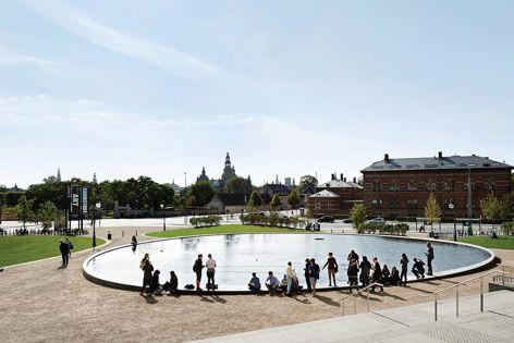 Statens Museum for Kunst in Copenhagen, Denmark by Karres + Brands with Polyform Arkitekter. Photography: Wichmann + Bendsten.