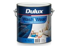 Wash & Wear Matt paint by Dulux