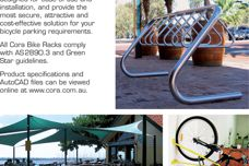 Cora Bike Rack – the proven solution