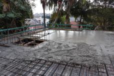 Truedek Steel Decking systems at Double Bay