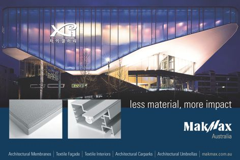 MakMax architectural membranes