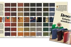 Resene Exterior woodcare colours
