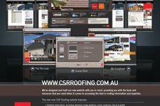 New CSR Roofing website