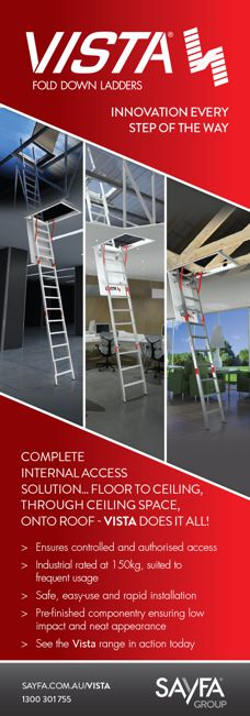 Access systems from Sayfa Systems