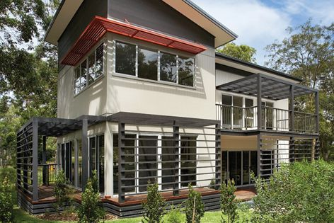 The Look Green Home Design Awards are based on sustainability, affordability and innovation.