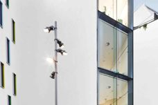 Woody lighting fixtures from iGuzzini