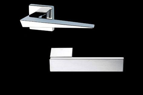 The latest additions to Olivari's door hardware range – M217 Denver (above) and M207 Total (below).