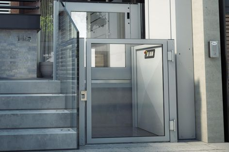 Access solutions by easy living platform lifts by easy for Easy living elevators