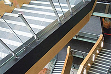 X1 Series balustrade system