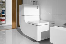 W + W washbasin and WC