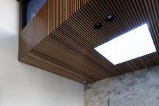 Castellation interior cladding from CSR Himmel