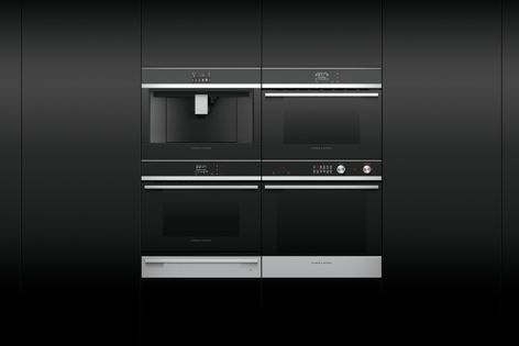Designed to match, the products in Fisher and Paykel's Companion Product range have a strong emphasis on integration and detailing.