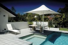 MakMax architectural umbrella