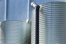 Steel water tanks from Kingspan Water