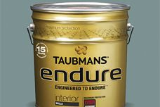 Endure paint by Taubmans