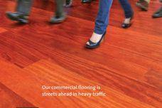 Armourfloor timber flooring