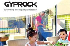 Gyprock Sensitive plasterboard