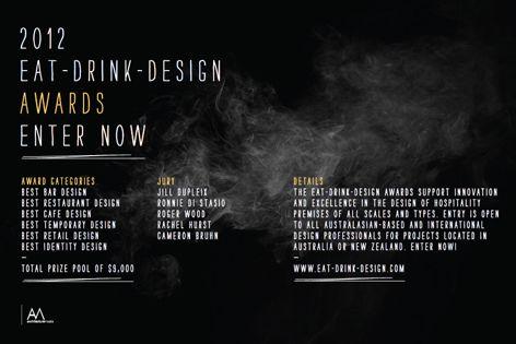 Eat-Drink-Design Awards