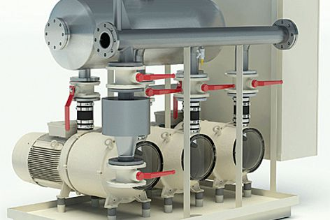 Jets Vacuum toilets can achieve up to a 90% reduction in water use.