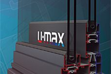 U-max window framing by Aluminum Industries