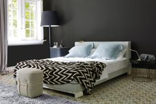Ligne Roset Anna bed from Domo