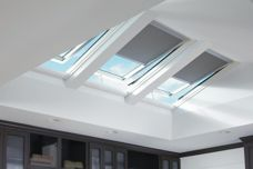 Solar Powered Skylight from Velux
