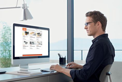 Blum has developed the Online Product Configurator.