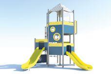 Mega Deck Tower PCM111003