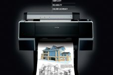 Pro 7700 inket printer by Epson