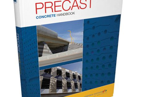 The second edition of the Precast Concrete Handbook is now available.