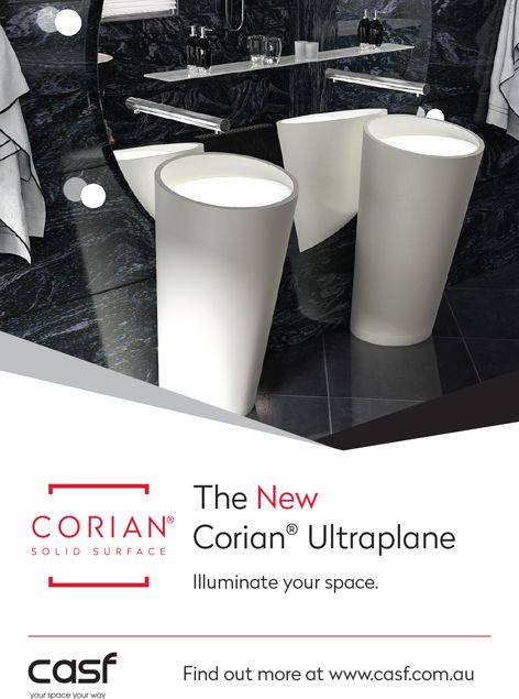 Corian Ultraplane by CASF