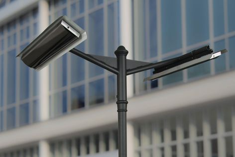 A new mounting option allows Heatray Electric Radiant Heaters to be used in uncovered outdoor areas.