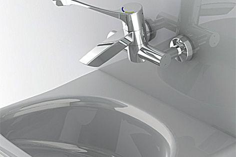 Enware's Aquablend SQX range features a self-draining spout.