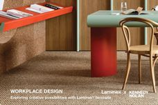Workplace design by Laminex