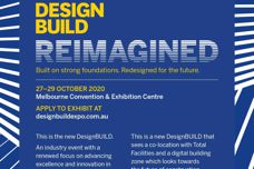 DesignBuild 2020 in Melbourne