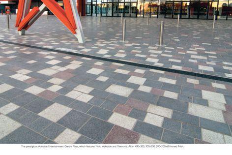 UrbanStone premium paving