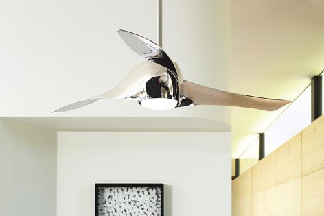 The Artemis fan is a great choice for those wanting to make a design statement.