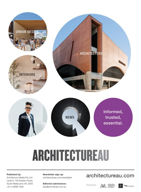 ArchitectureAU website