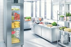 Commercial kitchen appliances by Liebherr