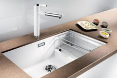 Blanco Subline700U-Level sink from Shriro