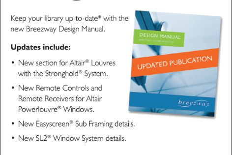 Design manuals by Breezway