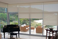 Specialized blinds by Nomad Blinds