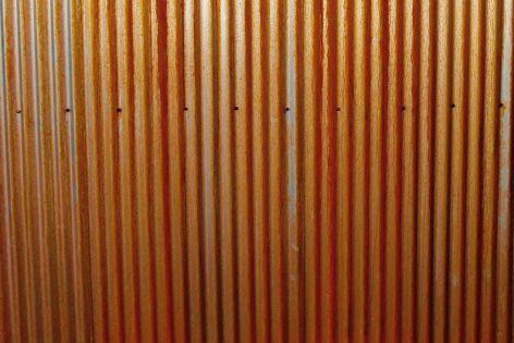 Corrugated Corten Steel From Ripple Iron By Ripple Iron