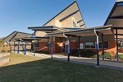 The latest issue of Boral's Projects in View features a cutting-edge BER-funded school.