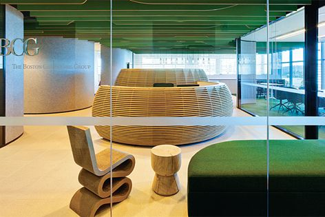Boston Consulting Group Canberra by Carr Design Group, 2013 Best of State ACT, Commercial Design.