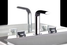 AG Basin Set tapware by Guglielmi