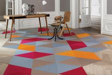 Now floorcovering collection from Bolon